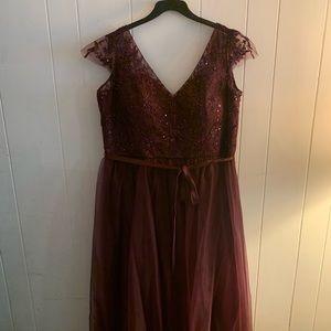 Morilee Bridesmaid Dress